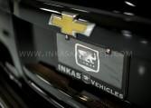 Armored Chevrolet Suburban INKAS Vehicles Frame