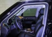 Armored Infiniti QX80 SUV Front Cabin Nigeria