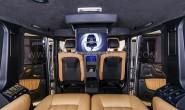 Armored Mercedes-Benz G63 AMG Interior Nigeria