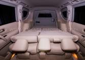 Armored Nissan Patrol SUV Cargo Capacity