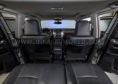 Armored Toyota 4Runner SUV Interior