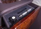 Custom Montblanc Pen Inside G63 Armored Limousine Nigeria