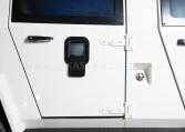 Ford F-550 Cash In Transit Vehicle Exterior Gunport Nigeria