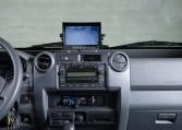 Ford F-550 Cash In Transit Vehicle Interior Nigeria