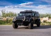 INKAS Armored Sentry APC Special Purpose Vehicle Nigeria