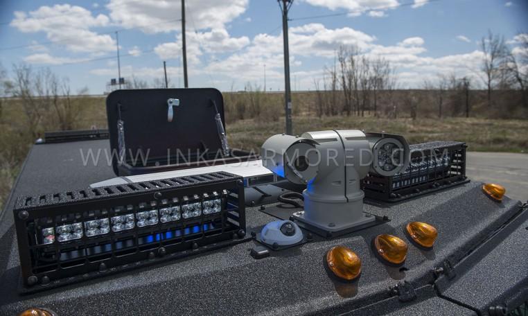 INKAS Huron APC Electronics Nigeria