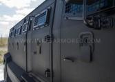 INKAS Huron APC Gunport Coverage Nigeria