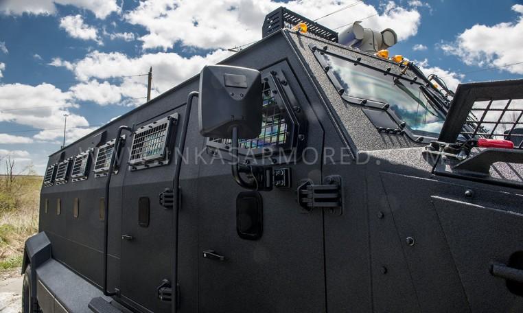 INKAS Huron APC Carrier
