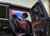 Mercedes-Benz Armored GL-550 Rear Seats