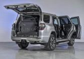 Toyota 4Runner Armored SUV Bulkhead Nigeria