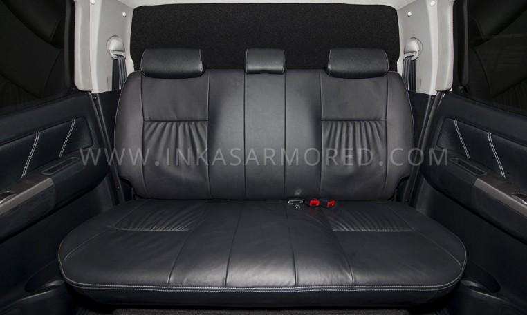 Toyota Hilux CIT Rear Seats Nigeria
