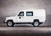 Toyota Land Cruiser 79 CIT Vehicle Nigeria