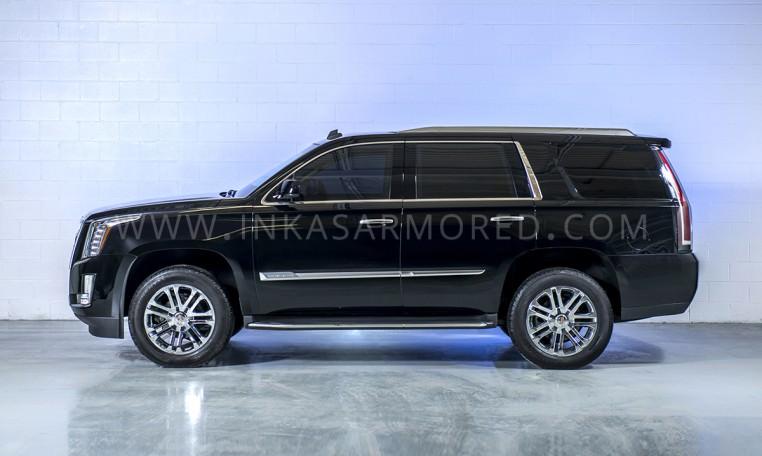 Armored Cadillac Escalade SUV